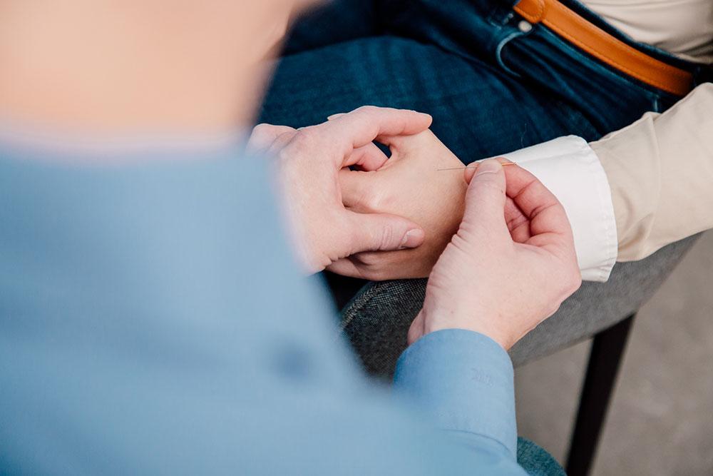 Psychiatrie und Psychotherapie Schlebusch - Krämer - Leistungen - Akupunktur