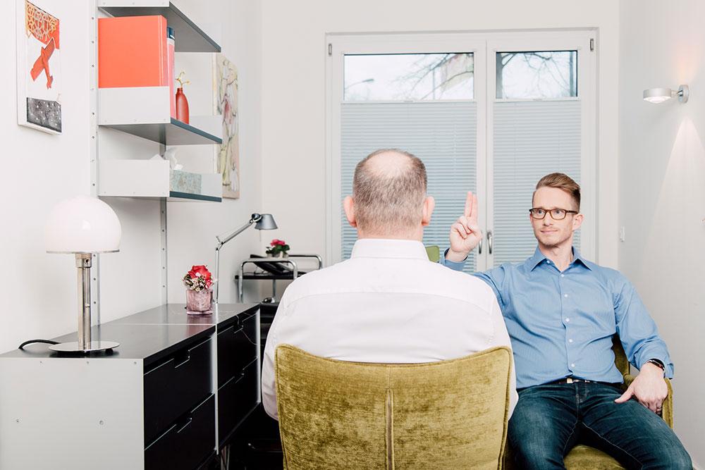 Psychiatrie und Psychotherapie Schlebusch - Krämer - Leistungen - Leistungsspektrum Psychiatrie
