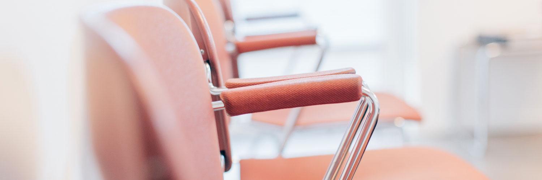 Psychiatrie und Psychotherapie Schlebusch - Krämer - Wartezimmer der Praxis