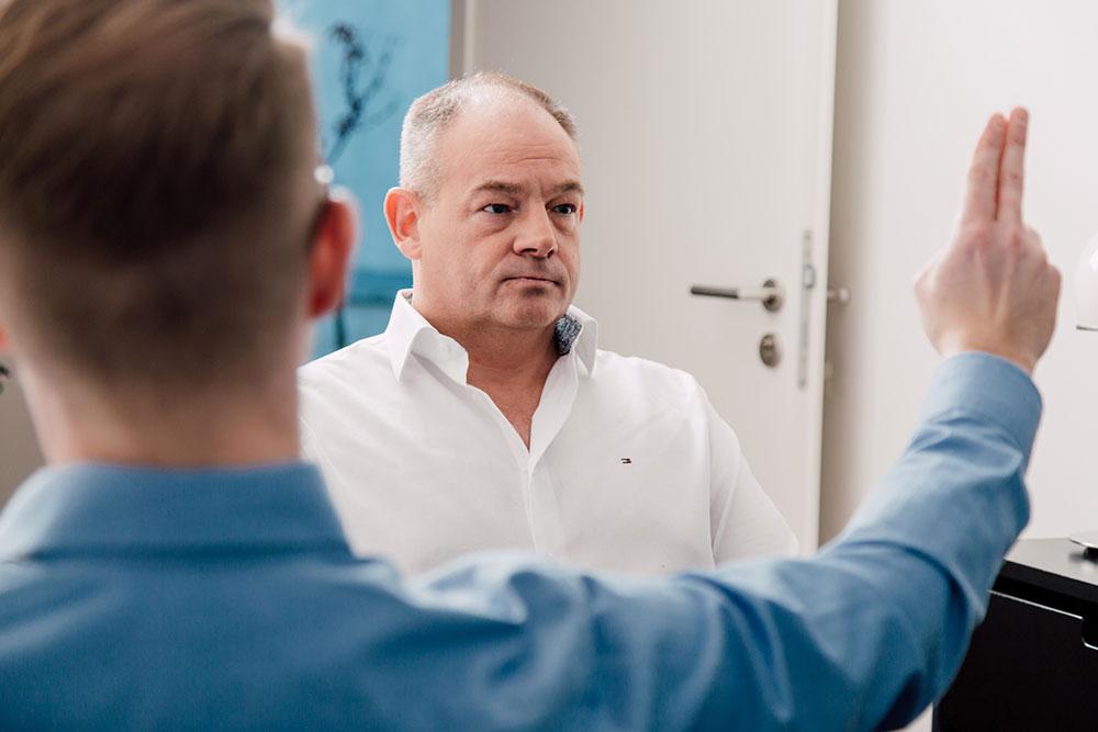 Psychotherapie Schlebusch - Krämer - Leistungen - Behandlung von Traumafolgestörung
